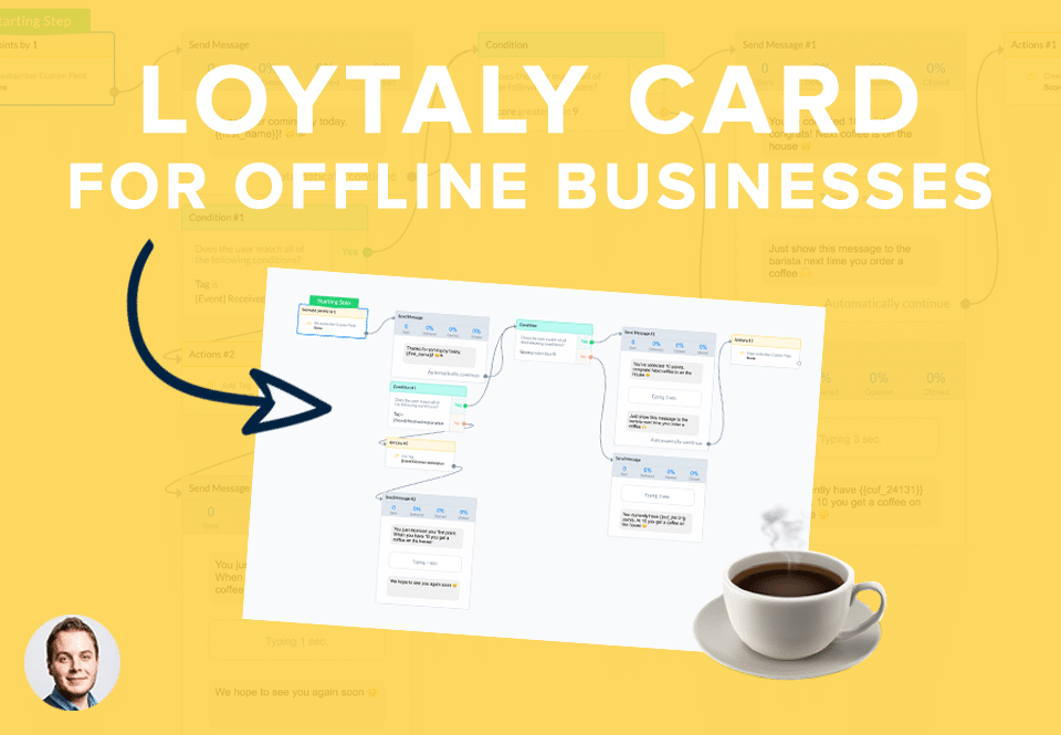 How To Create A Loyalty Card Inside Your Chatbot