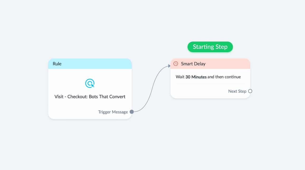30 minute smart delay